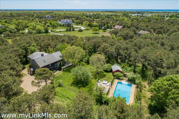 7 Turkeyland Cove Road, Edgartown MA