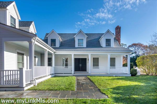 63 Norton Orchard Road, Edgartown MA